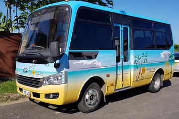Private Transfer: Nadi Airport to Sonaisali - 13 to 15 Seat Vehicle