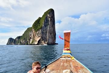 8 Hour Longtail Boat Tour from Phi...