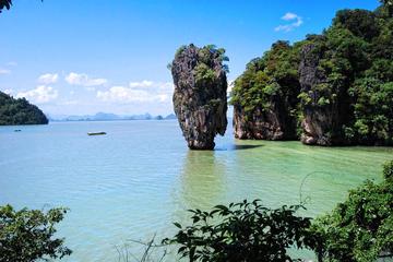 Dagtour James Bond Island en kanoën vanuit Krabi