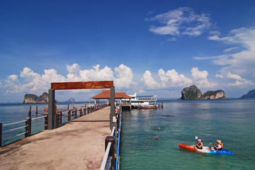 Day Trip to Koh Ngai by Big Boat from Koh Lanta including Snorkeling...