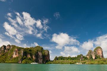 Excursión de un día desde Phuket a las islas alrededor de Krabi en...