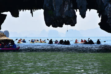 Full-Day Tour to Phang Nga Bay