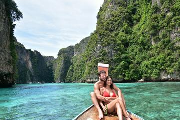 Half-Day Tour to Phi Phi Leh by...
