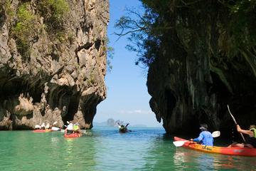 Hong Island Tour by Longtail Boat with Snorkeling and Optional...