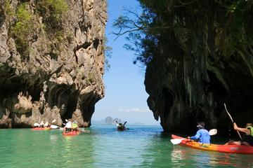 Hong Island-Tour mit dem Langboot mit...