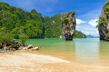 James Bond Island Day Tour by Speedboat from Krabi with Kayaking...