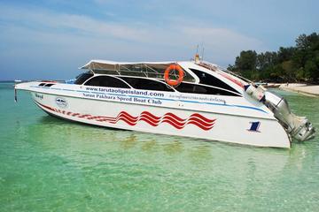 Koh Ngai to Phuket by Satun Pakbara...