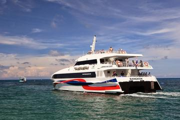 Koh Phi Phi to Koh Tao by Ferry ...