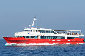 Koh Samui to Koh Phi Phi by High Speed Ferries and VIP Coach