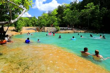 Krabi Jungle Tour Including Tiger Cave Temple, Crystal Pool and Krabi...