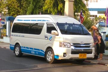 Krabi to Koh Lanta by Shared Minivan...