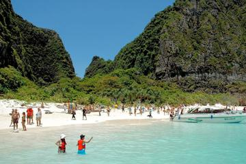 Phi Phi Island Tour by Speed Boat from Krabi