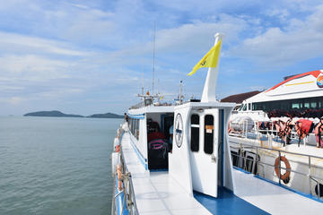 Phuket to Koh Phi Phi by Ferry