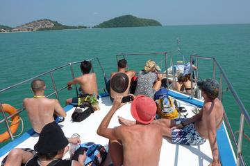 Phuket to Koh Phi Phi by Phi Phi...