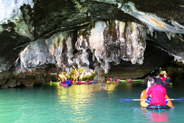 Sea Cave Kayaking at Phang Nga Bay
