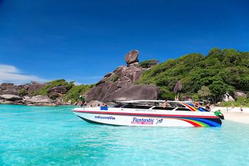 Similan Islands Full-Day Tour by...