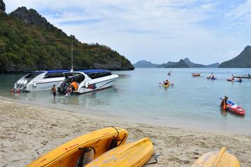 Snorkel and Kayak Trip to Angthong...