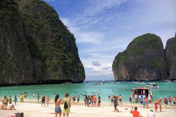 Snorkel Tour to Koh Phi Phi by Speed Boat from Koh Lanta