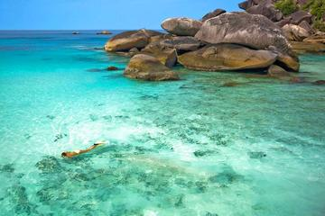 Snorkeling Day Trip at Similan Islands by Speed Boat from Krabi