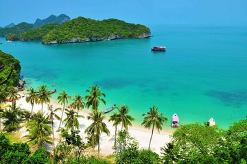 Tour di snorkeling e kayak al parco nazionale marino di Ang Thong in
