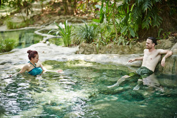 Waree Raksa Hot Spring Thai Spa and Massage Treatment in Krabi...