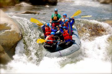 White-Water Rafting-Abenteuer auf dem...