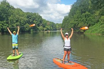 Book Half-Day Stand-Up Paddleboard Tour through Biltmore Estate on Viator