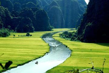 3-tägige Tour Hanoi - Ninh Binh - Mai Chau