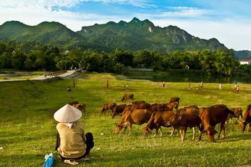 3-tägige Tour in das Mai Chau Tal von Hanoi mit Radtour