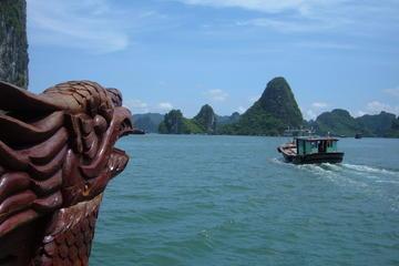 Excursión de un día en la bahía de Halong desde Hanoi con crucero