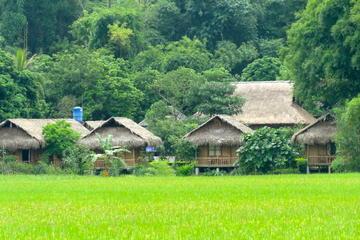 Fahrradtour durch das Mai Chau Valley von Hanoi