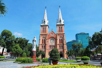 Full Day Saigon City Tour Including...