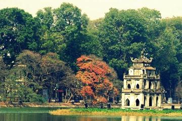 Halbtägige Stadtrundfahrt durch Hanoi