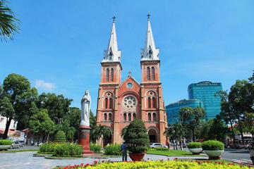 Recorrido por la ciudad de Saigón de día completo incluidos los...