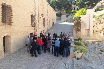 Excursión al Castillo de Santa...
