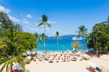 Day-Pass to Paradise Beach Party and Activities in Patong