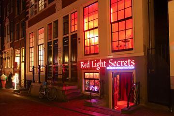 アムステルダムにあるレッドライト シークレット ミュージアムの入場券