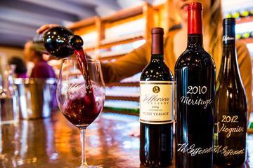 Excursão vinícola privada de...