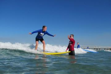 1:30-Hour Private Surf Lesson at Surfers Paradise