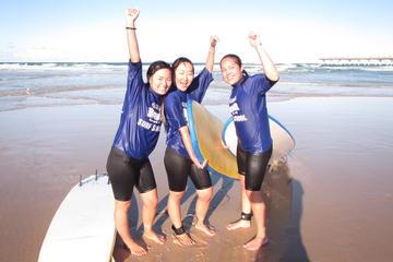 2-Hour Beginners Surf Lesson at Main Beach