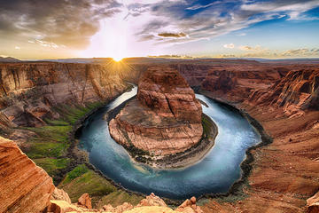 Antelope Canyon and Horseshoe Bend...