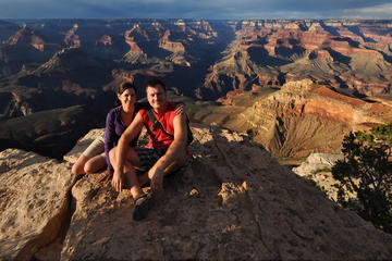 Tour giornaliero al Grand Canyon in