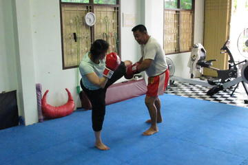 Muay Thai- und MMA-Unterricht in Khao Lak