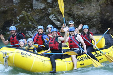Squamish Cheakamus White-Water Rafting from Whistler