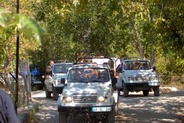 Full-Day Jeep Safari From Marmaris