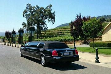 6-stündige private Weintour: Napa und Sonoma mit Limousine