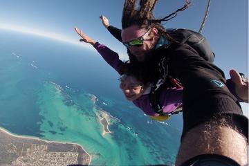 Jurien Bay Tandem Skydive, Pinnacles and Sandboarding Day Trip from Perth