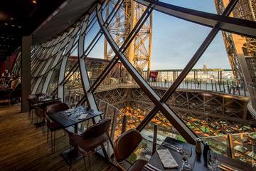 Gourmetmiddag i Eiffeltornet