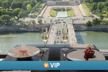 Viator VIP: Eiffel Tower Dinner with...
