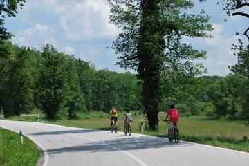 Fahrradtour durch den Nationalpark Plitvicer Seen